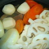 野菜の味噌田楽