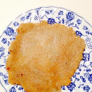 幼児食☆ジャガイモのお焼き