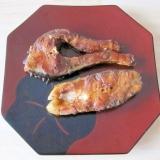 圧力鍋で鯉の旨煮(甘煮)