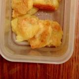 離乳食☆サツマイモと豆腐のお焼き