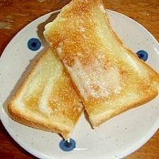 食パンで!おやつマヨパン