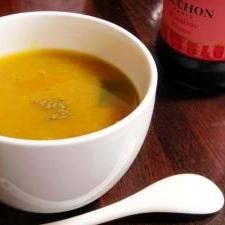 ほっこり かぼちゃのスープ