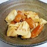 筍レシピ④ 筍とウィンナーのマヨマスタード炒め