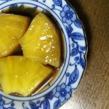 ほんのり苦い・大人なパイナップル漬け