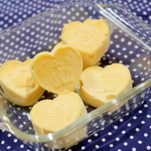 低糖質&低カロリー♪材料2つ★ふんわり卵アイス