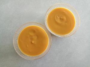 バターナッツと豆乳☆絶品冷製スープ