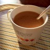 目覚めの幸せ♡ココナッツジンジャー豆乳オーレ