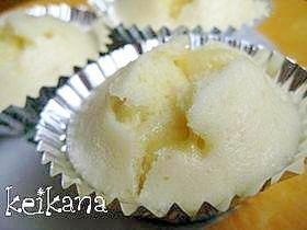 ホットケーキミックスで卵なしノンオイル簡単蒸しパン