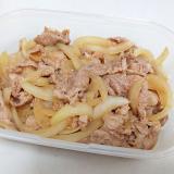 常備菜!豚の生姜焼き++