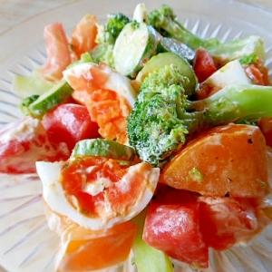 ☆カラフル野菜サラダ☆