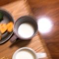 材料1つ加えるだけ絶品ホットミルクに大変身☆第2段