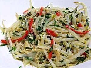 エノキって、良いって、NHKで♪ヘルシー野菜炒め♪
