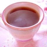和風デス❤ほうじ茶と梅酒のコラボ^^❤