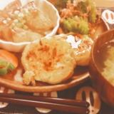 鶏&豆腐つくね(醤油だれ)【150kcal】