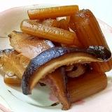 椎茸と蕗の佃煮