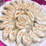 鶏胸肉の餃子