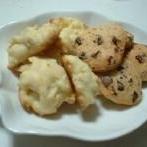 自家製柚子ジャムを使ってクッキー