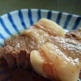 脂身が美味しい炊飯器「豚角煮」♪