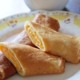 ホットケーキミックスを使って簡単『チーズドッグ』