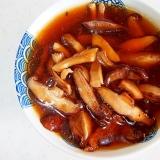 椎茸のオイスター煮