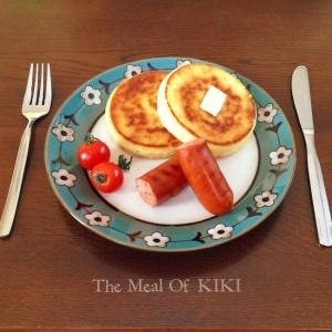 軽食パン クランペット