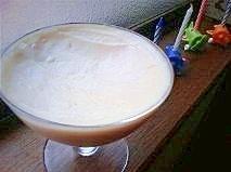 酒粕deレアチーズ風