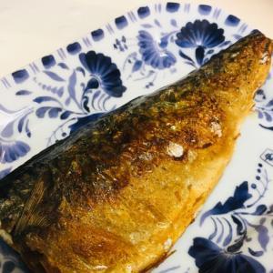 フライパンでふっくら焼ける‼塩サバ
