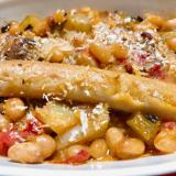 豆と肉類の煮込み♪カスレ[フランス料理]