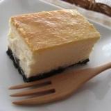 オレオで作る!NYチーズケーキ