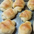 コーンチーズロールパン