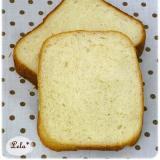MILK食パン @ 白神こだま酵母ドライG