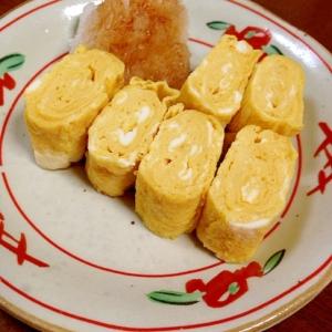 卵焼き*おろしポン酢