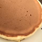きな粉のホットケーキ