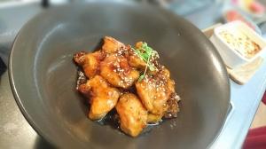 絶品!節約!柔らかい❤鶏胸肉で甘酢照り焼き☺