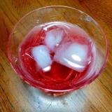 加えるのは穀物酢&砂糖だけ!さっぱり赤紫蘇ジュース