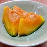 簡単♪京風薄味かぼちゃの煮物