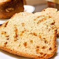甘い香りがいい♪メープルチップ食パン