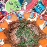 豚ヒレ肉のオニオンソース
