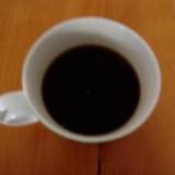 しょうがシロップでしょうがコーヒー