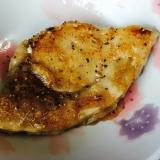 ご飯に合う!カジキマグロのステーキ