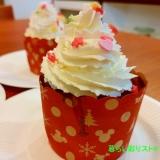 X'mas☆チョコカップケーキ♪