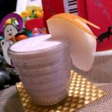 ナガノパープルと梨のアールグレイミルクスムージー