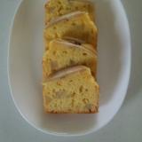 ワンボウルで出来る!梨のふんわりケーキ