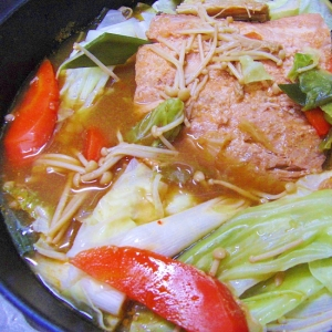 今が旬です!超かんたんで美味しい鮭鍋