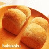 HB★ライ麦チョコパン