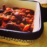 chili con carne (チリコンカン)