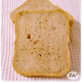 麦こがし (はったい粉) 食パン