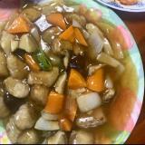 酢豚★豚肉ゴロゴロ、野菜たっぷり!