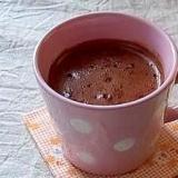 砂糖不使用・甘酒豆乳ココア