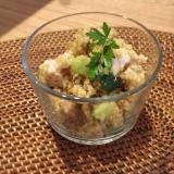 コストコ風キヌアのサラダ